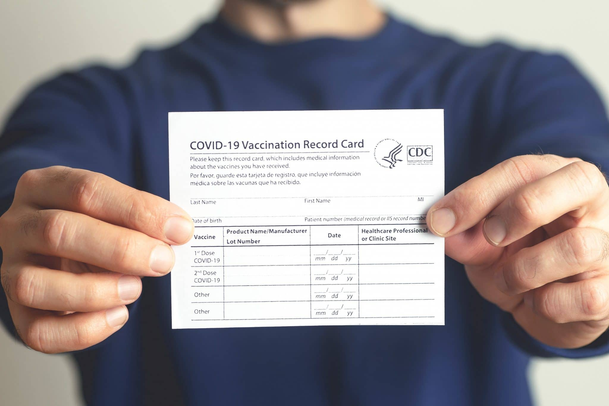 Read more about the article The Importance of Tracking Employee Vaccinations